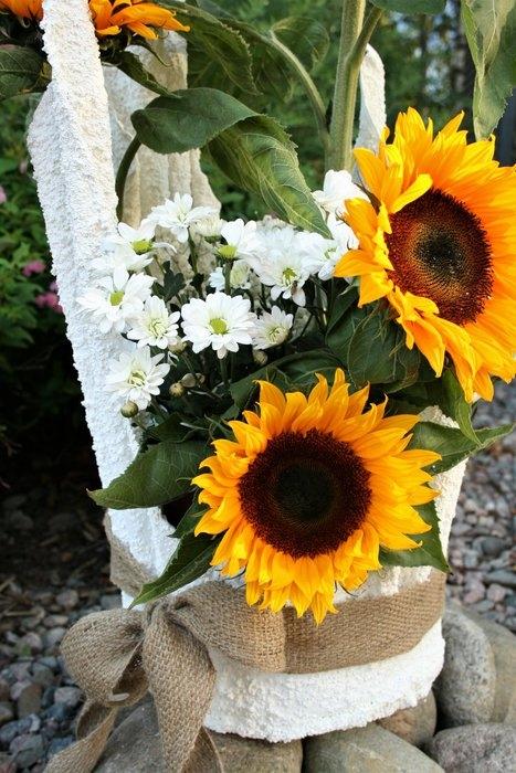 sun-flower-pot